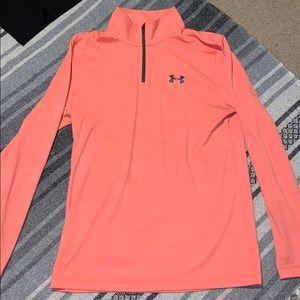 Under Armour half zip sweatshirt